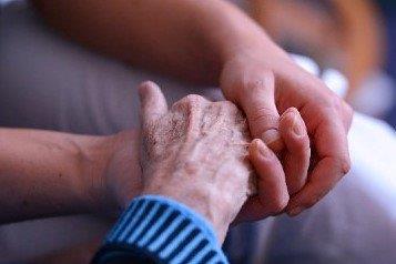 palliative Sterbebegleitung