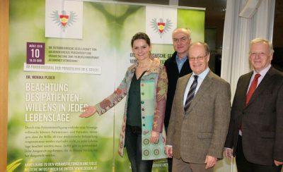 Veranstaltung Goldenes Kreuz Beachtung Patientenwillen