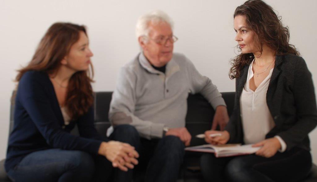 Pflegegeld Beratung