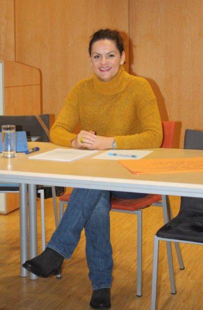 Workshop Vortragende Elisabeth Hahn